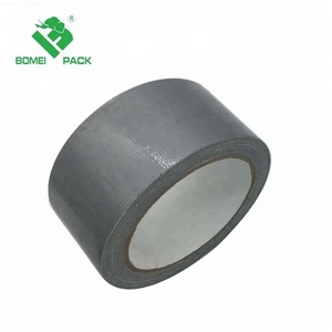 3 Pack Duct Tape, Tear by Hand Design, Silver, Strong 7.3mil Thickness, designed for home and office use