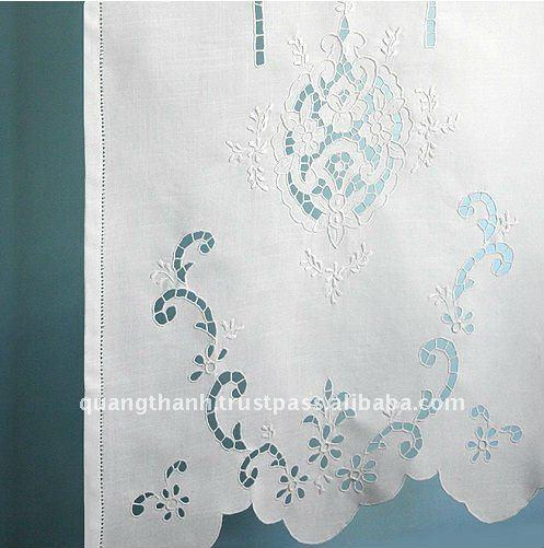 Mano bordadoras cortina-Cortina -Identificación del producto ...