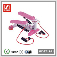 Home Used Design Body Building Gym With Women Aerobic Stepper 2015