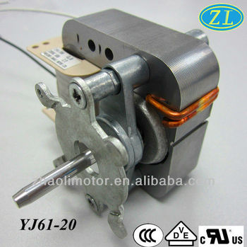 220v high rpm small ac electric motor for microwave oven for Small ac electric motor