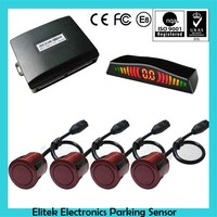 16.5 Mm Distance Radar Sensor,Led Display Parking Sensor For ...