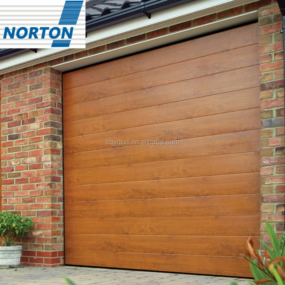 Cheap Automatic Galvanized Steel garage <strong>door</strong>