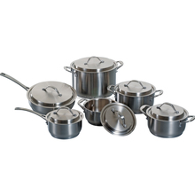 12Pcs Stainless steel dutch oven cookware set Sc618