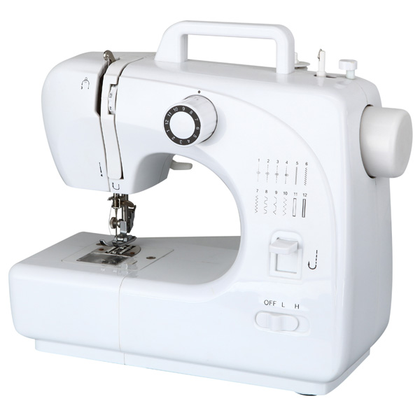 FHSM-702 multi-function logo clothing post bed  sewing machine price