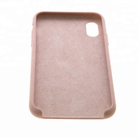 high quality OEM customized molded silicone rubber grip case cover protective sleeve for cellphone