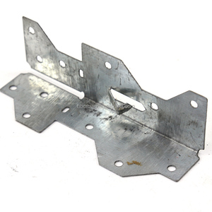 Sheet metal fabrication Corner Shelf Bracket for Wood Frame