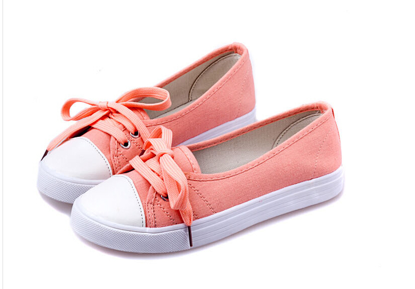 2015 New fashion high quality canvas  women flats shoes women flats and women's spring summer autumn shoes women casual shoes