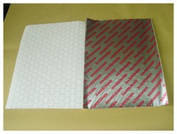 Custom Printed oil proof burger Wrap and Deli Paper sheet