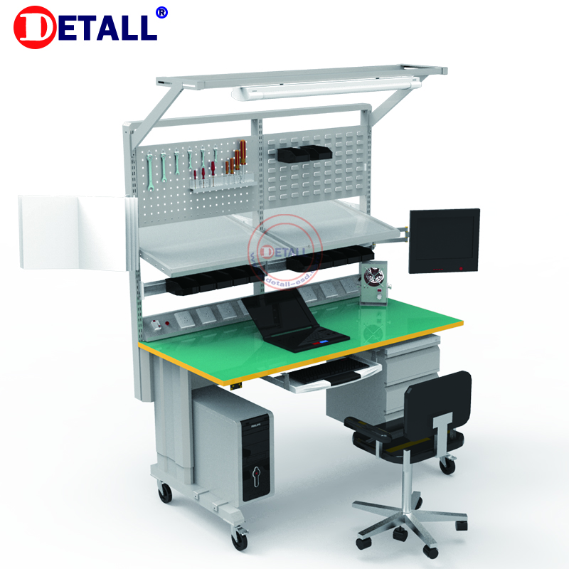 Antistatic Mobile Factory Workstation Design By Engineer