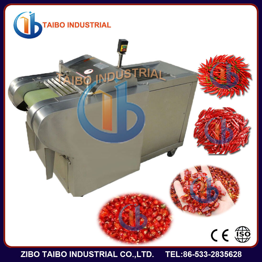 industrial stainless steel spiral vegetable slicer,vegetable processing machine, fresh/dry pepper chilli cutting machine