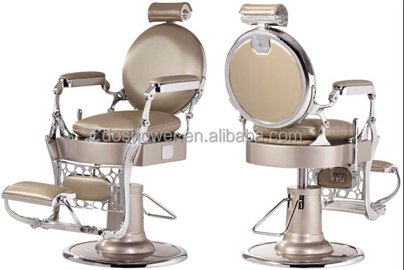 Barber Styling Chair Vintage Style Hair Salon Equipment China