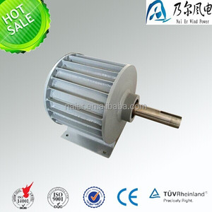 5kw low speed three phase ac permanent magnet synchronous generator for sale