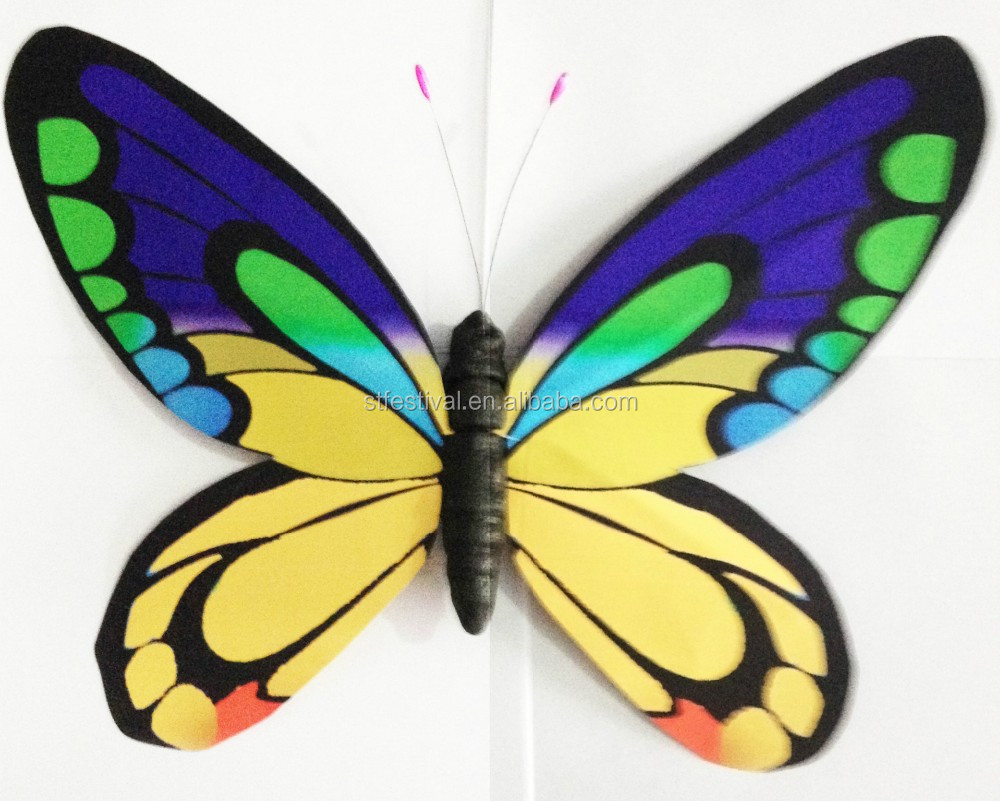 Artificial Butterfly For Garden Decoration, Artificial Butterfly For ...