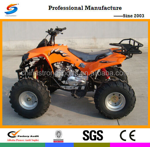 ATV009 Vendita calda 110cc ATV QUAD e CEE 350CC ATV QUAD