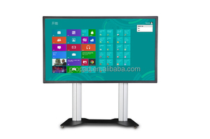 Advertising manufacturer thin usb lcd interactive touch screen
