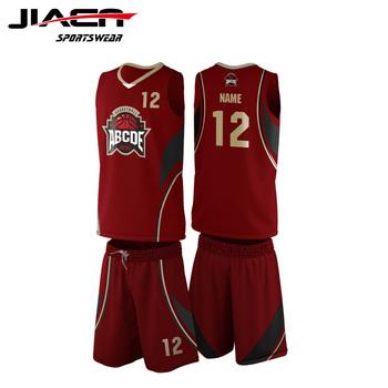 Sublimation Basketball Jersey Design Best Sublimated Reversible Custom Basketball Uniform Buy Customize Basketball Jerseys Cheap Reversible Basketball Jerseys With Numbers Basketball Uniform Design Product On Alibaba Com