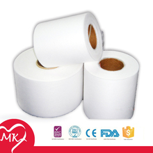 100% original ultra soft organic cotton spunbond nonwoven fabric for sanitary napkin or baby diaper