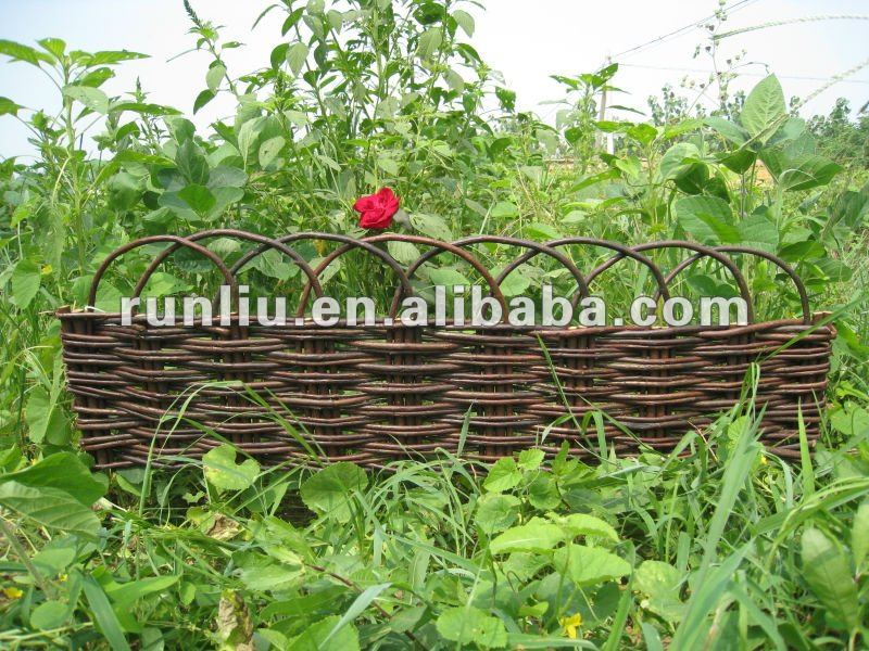 Decorative Easy Wooden Garden Border Edging   Buy Easy Garden Edge Border,Garden  Border Edging,Wooden Garden Border Edging Product On Alibaba.com