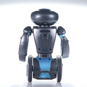 5 Operating Modes RC Robot Intelligent Self Balancing Mini Plastic Programmable Toy Robot For Kids Preschooler Entertainment