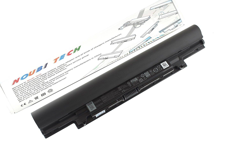 Noubi tech YFDF9 Laptop Battery 11.1v 65Wh for Dell V131 2 Series Dell Latitude 3340 YFDF9 YFOF9 5MTD8 Computer Batteries (6-Cells)