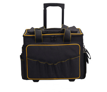 Multifunction Heavy Duty Trolley Tool Bag With Rolling Wheels Product On Alibaba