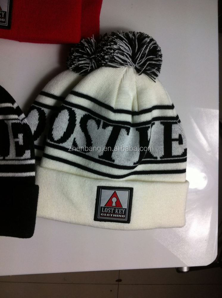 Factory Direct Custom polyester beanie hats