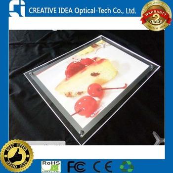 A4 Acrylic Slim Light Box
