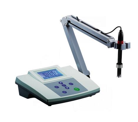 Laboratuvar tıbbi tezgah masa üstü sıvı tezgah üstü dijital ph tester ölçer