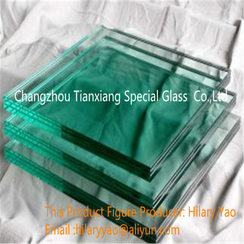 Skillful Manufacture Made Bullet Proof Windshield Glass For Sale