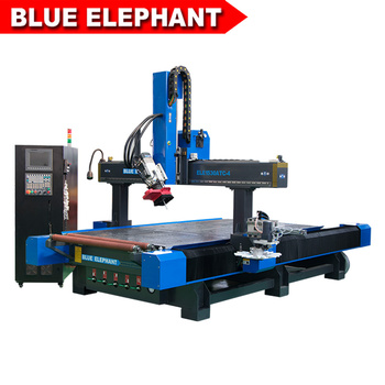 Syntec 9kw Atc Spindle 4 Axis Wood Router Cnc Uk