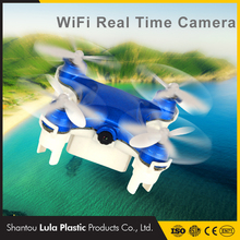 2.4G 4CH Mini Wifi FPV High Hold Mode A Pocket Sized Drone Selfie