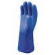 PVC triple dipping coating super oil chemical resistance industrial working gloves