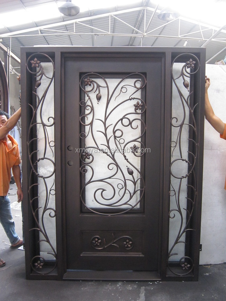 cancelli porte ferro e vetro prezzi all\'ingrosso-Acquista online i ...