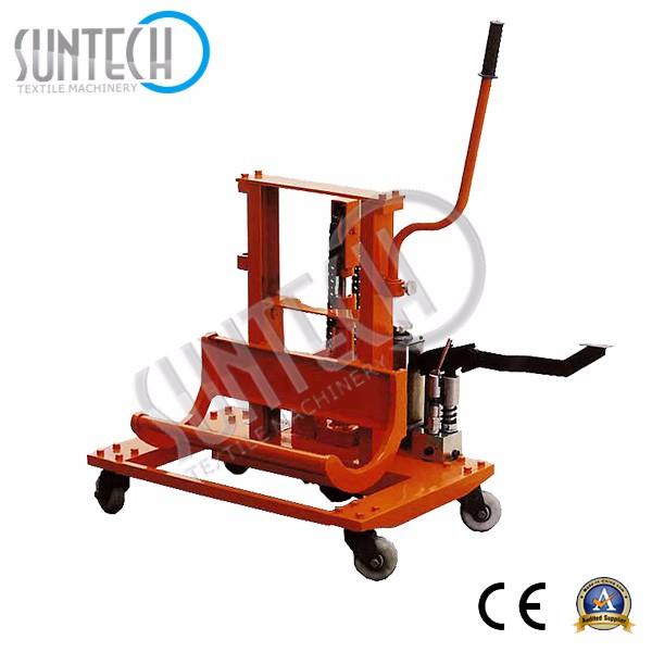 Suntech Hand Type Warp Beam Carrier Hydraulic Beam Trolley