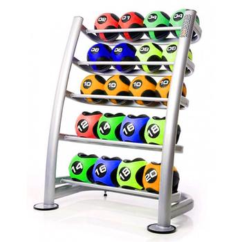 Durable Quality Promotional Custom Made Metal Bosu Ball Rack Buy
