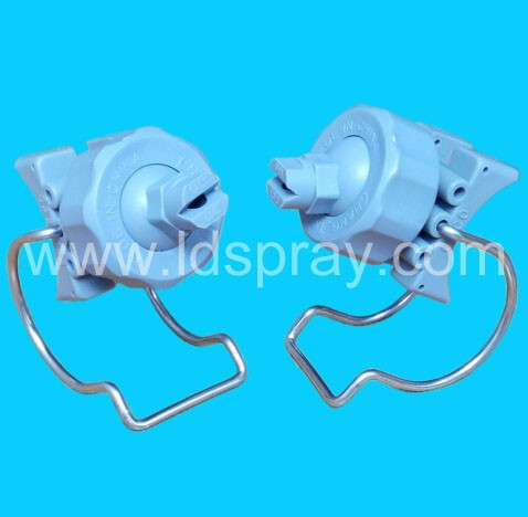 Phosphoric acid,acid,solvents and other caustic washing nozzle