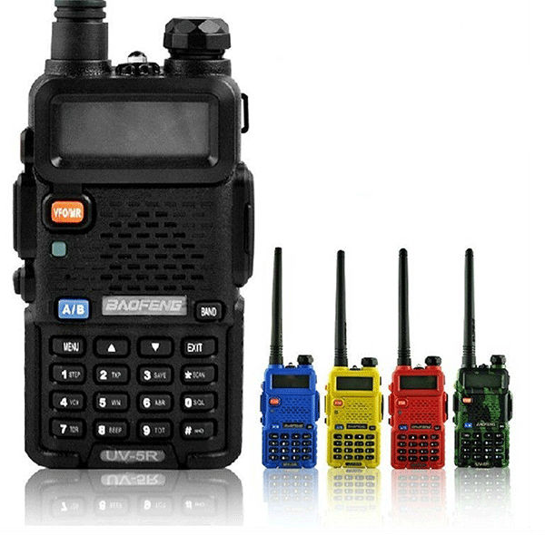 Vhf/uhf factory directly cheap two way radio/walkie talkie baofeng 10w