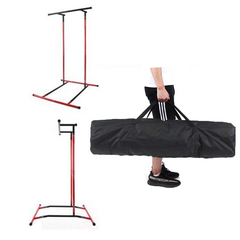 Hot Sale Home Use Pull Up Bars Horizontal Bar Free Standing Cross Calisthenics Fitness Trainer With Portable Bag Buy Home Use Pull Up Bar Horizontal