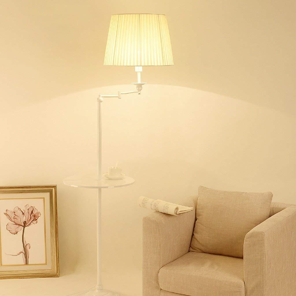 SED Floor Lamp-Led Creative Modern Floor Lamp Living Room Lighting Bedroom Vertical Floor Lamp Coffee Table Set Tray Tray Floor Lamp Eye Protection Vertical Table Lamp