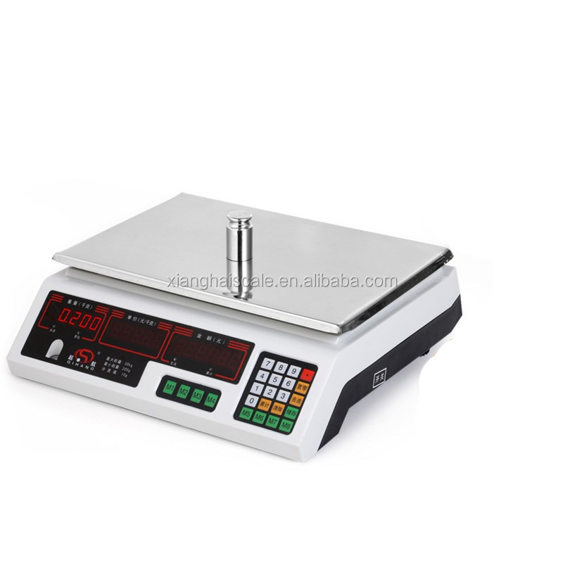 Acs Digital Pricing Weight Electronic Scale