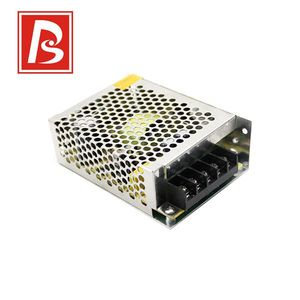 Factory Selling Smps 25W 5V 12V 24V Adjustable Dc Power Supply For Streetlight