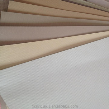 127mm Slats Rolls Of Vertical Blind Fabric