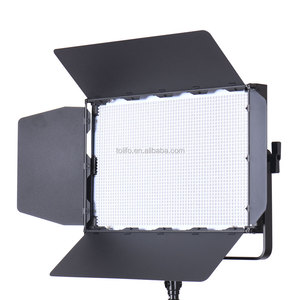 Tolifo 2400 daylight led ceiling panel video broadcast studio light for studio,video