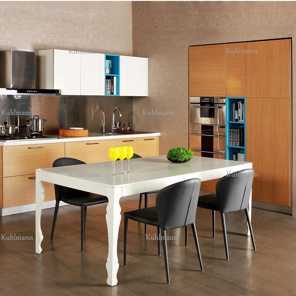 Australia populer aluminium model baru melamine lemari dapur kecil lemari dapur set
