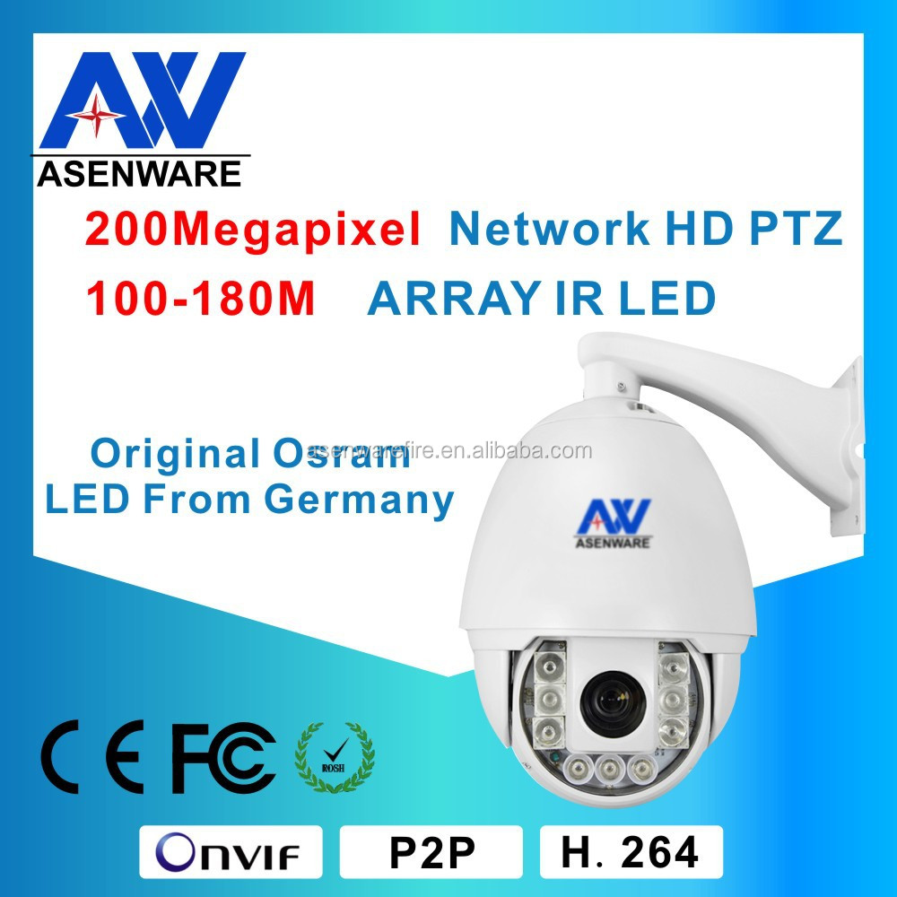 2 Megapixel HD Lens 22x Optional Zoom 1080P Wifi Rotation Camera