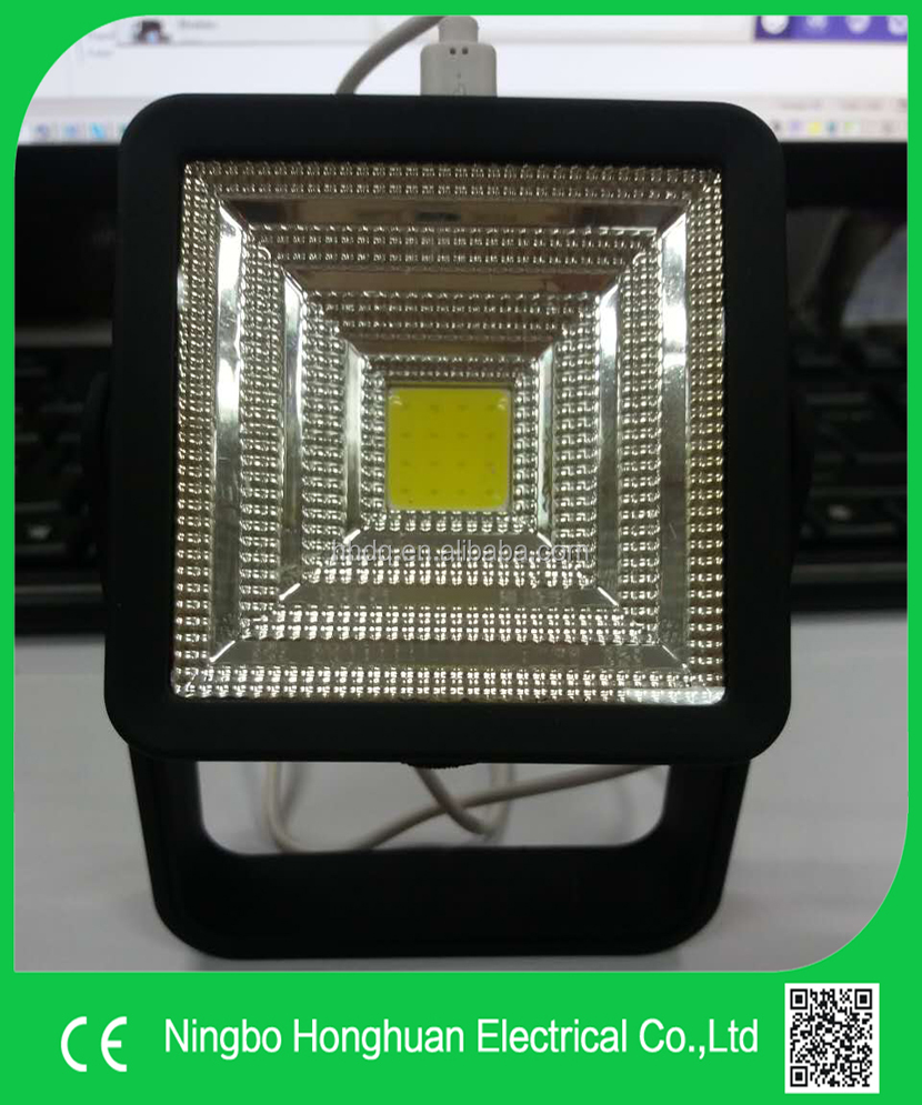 Rechargeable Lantern Light Emergency Portable LED Solar Tent Light
