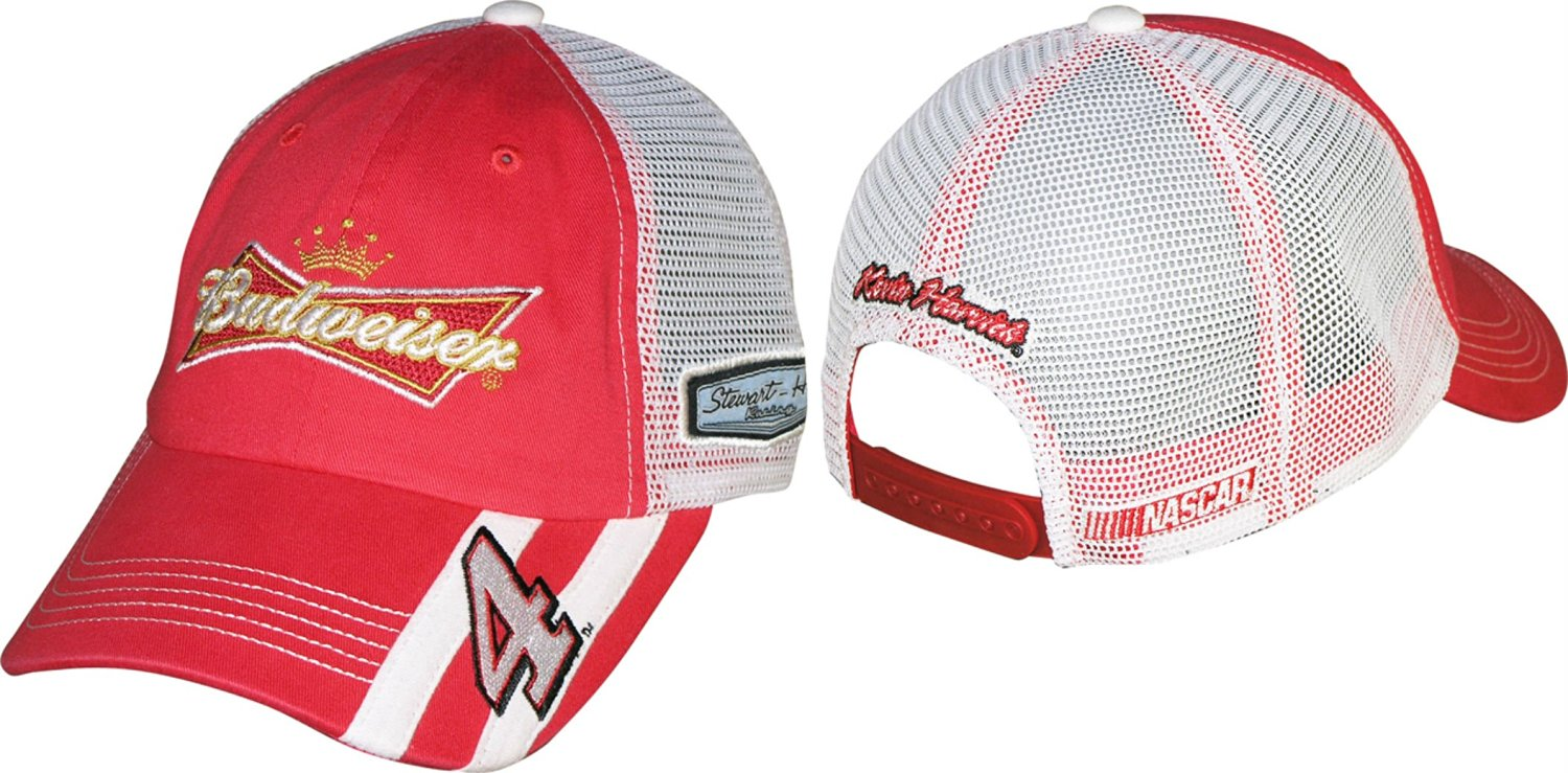 73cfb1bd464d5 Buy Budweiser Red Trucker Hat in Cheap Price on m.alibaba.com