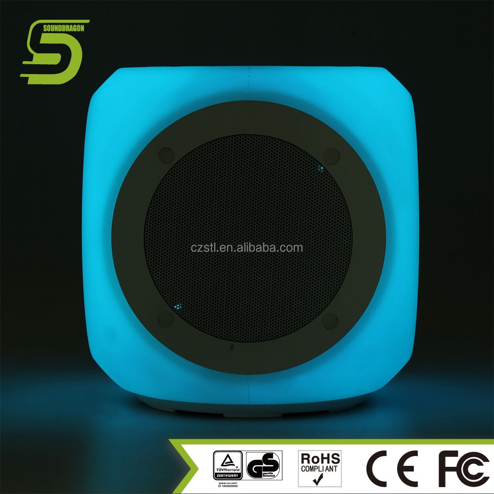 Multifunction Waterproof Loudest Bluetooth Speaker