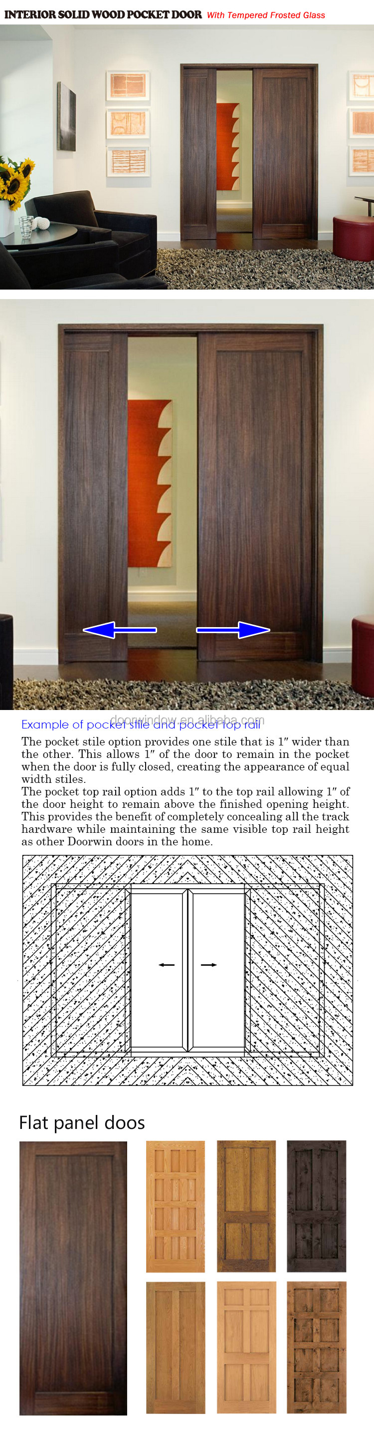 luxury interior wood door concealing sliding pocket door with invisible track