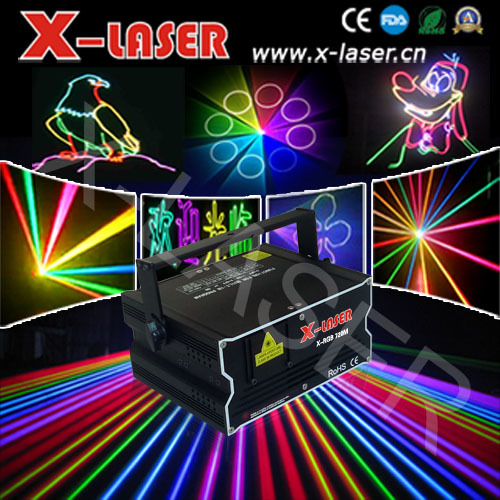 X Laser Rgb Laser 3w Text Laser Light Animation Writing